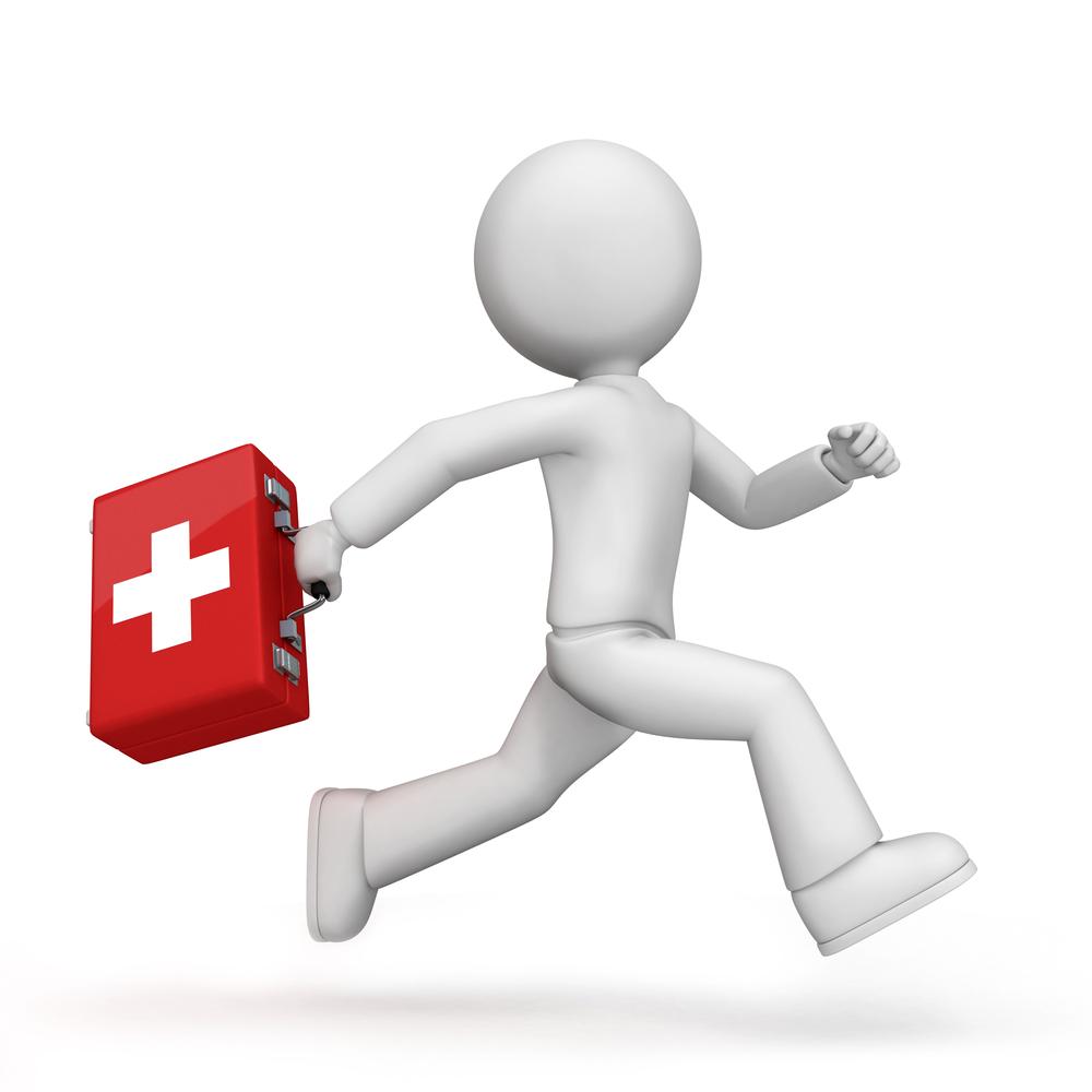 Erste Hilfe-Kurs Für Notfälle Im Säuglings- Und